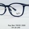 Rayban RB 7093D 2000 โปรโมชั่น กรอบแว่นตาพร้อมเลนส์ HOYA ราคา 2,900 บาท