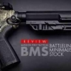 New.MFT Battlelink Minimalist Stock Review M4 สีดำ สีทราย ราคาพิเศษ