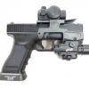 ราง/บ่อแม๊ก ALG Defense สำหรับปืนสั้น GLOCK 17 / 18C