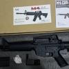 New.ปืนยาว M4 E&C 301 บอดี้เหล็ก ตัวแต่งแรง ราคาพิเศษ