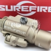 Surefire X400 LED WeaponLight with Laser New Type (Tan)prev next