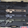 "New.Angry gun Wire Cutter Rail System LVOA Style for M4 Cmmg M4 GBB and AEG 13.5-16.2"" สีดำ สีทราย ราคาพิเศษ"
