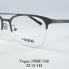 Vogue vo 3988D 548 โปรโมชั่น กรอบแว่นตาพร้อมเลนส์ HOYA ราคา 2,500 บาท