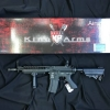 New.KING ARMS M4 VIS CQB AEG (BK) ราคาพิเศษ