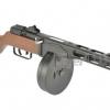 New.Snow wolf PPsh-41 EBB Rifle(Dual magazine version) [SW-AEG-09-PPSH-AW] ราคาพิเศษ