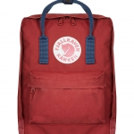 กระเป๋าเป้ Fjallraven Kanken Classic สี แดง Ox Red and Royal Blue พร้อมส่ง