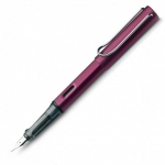 Lamy Al-Star Black Purple Fountain Pen