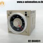 Timer Omron model:H3CR-A8E ,100-240VAC (สินค้าใหม่)