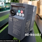 Inverter mitsubishi model:FR-E720-0.4K (สินค้าใหม่)