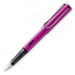 Lamy Al-star Vibrant Pink Fountain Pen (Special Edition 2018).