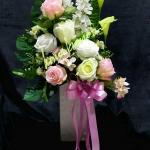 Flower-Hanabana ใหญ่ 65ซม (ส) x 36ซม (ก)