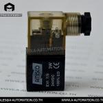คอยล์ + ปลั๊ก Soleniod Valve Model:4V2 24VDC
