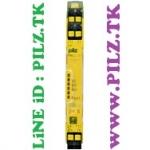 751108 PILZ PNOZ S8C 24VDC 2n/o LiNE iD PILZ.TK