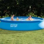 สระน้ำเป่าลม Intex Easy Set Pool (12 ฟุต)