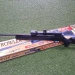 New.ปืนอัดลม Benjamin Prowler NP .22 Caliber Break Barrel Air Rifle with Scope เบอร์ 2 ✔ระบบหักลำกล้องโช๊คแก๊สNitro ✔พร้อมกล้องBeeman 4x32 ซูม 4 เท่า ราคาพิเศษ