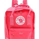 กระเป๋า Fjallraven Kanken Mini สีชมพู Peach Pink พร้อมส่ง