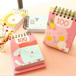 100 D Day Notepad