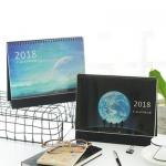 ปฏิทิน 2561 (2018) ปฏิทินรูปโลก เล่มใหญ่ ซื้อ 1 แถม 1 เลือกคละแบบได้