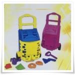 ชุดเล่นทรายฟิวเจอร์เรดดี้ มี 2 สีให้เลือก (สีชมพูและสีเหลือง) *** จัดส่ง ปณ.พัสดุธรรมดา ฟรี