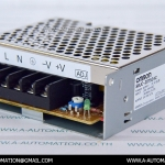 POWER SUPPLY MODEL:S8JC-Z01524C,240V 24V 0.75A [OMRON]