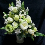Flower-Hanabana ใหญ่ 65ซม (ส) x 43ซม (ก)