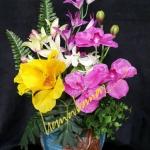 จัดชุดดอกไม้ ตามแบบที่ต้องการ #1 (ราคานี้ไม่รวมแจกัน)