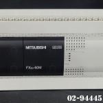 Plc Mitsubishi Model:FX3G-60MR/ES-A (สินค้าใหม่