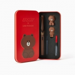 Lamy x Line Friends Brown in the Red Limited Edition 2016
