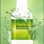 Bamboo Mouthwas แบมบู Mouthwash น้ำยาบ้วนปาก