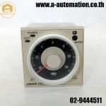 Timer Omron model:H3CR-A-313 (สินค้าใหม่)