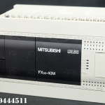 Plc Mitsubishi Model:FX3G-40MT/ES-A (สินค้าใหม่)