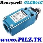 GLCB01C Honeywell IP66 Snap Action Limit Switch, Top Roller Plunger, Die Cast Zinc, NO/NC, 300V LiNE iD PILZ.TK