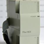 PLC MODEL:FX2N-16EX [MITSUBISHI]