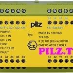 774105 PILZ PNOZ EX 120VAC 3n/o 1n/c LiNE iD PILZ.TK