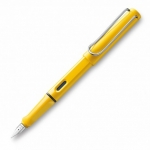 Lamy Safari Yellow Fountain Pen