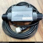 Flow Sensor Keyence Model:FD-V75A+FD-P20 (สินค้าใหม่)