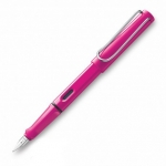 Lamy Safari Pink Fountain Pen