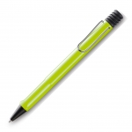 Lamy Safari Neon Lime Ballpoint Pen (Special Edition 2015)