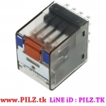 PT570024 Schrack Relay 4 C/O 24VDC LiNE iD PILZ.TK