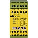 PilZ 774731 PNOZ X4 24VAC 3n/o 1n/c LiNE iD : PILZ.TK