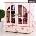 ตู้เก็บของ DIY โปรเปิดตัวรุ่นใหม่ แถมกระจก ที่วางมือถือ