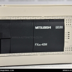 PLC MODEL:FX3G-40MR/DS [MITSUBISHI]