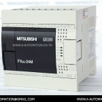 PLC MODEL:FX3G-24MR/ES-A [MITSUBISHI]