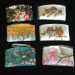 Flower-Hanabana กระเป๋าใส่เงินหน้าเดียว