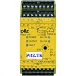 PilZ 777949 PSWZ X1P 0.5V / 24-240VACDC 2n/o 1n/c 2so LiNE iD : PILZ.TK