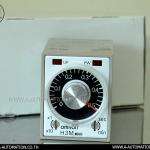 Timer Omron Model:H3M,0.5s-0.5m 24VDC (สินค้าใหม่)