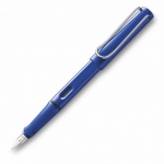 Lamy Safari Blue Fountain Pen Blue