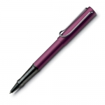 Lamy Al-Star Black Purple Rollerball Pen