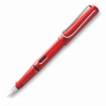 Lamy Safari Red Fountain Pen
