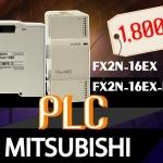 PLC MITSUBISHI FX2N ราคาถูก